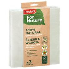 Paclan Krpa 100% natural 38x35 cm 3/1