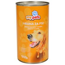 My Pets Hrana za pse piletina, puretina 1250 g