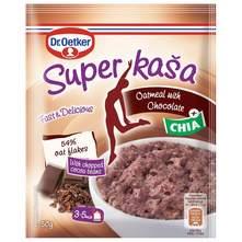 Dr.Oetker Super kaša čokolada i chia 50 g