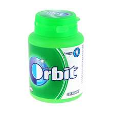 Orbit spearmint žvakaća guma bočica 64 g