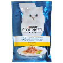 Purina Gourmet Perle Hrana za mačke piletina 85 g