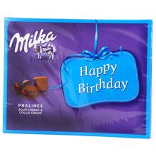 Milka Happy Birthday Praline 110g