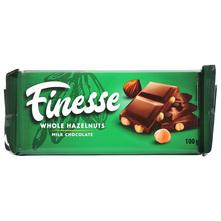 Finesse Mliječna čokolada cijeli lješnjak 100 g