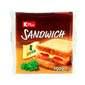 Sandwich topljeni sir listići K Plus 150 g