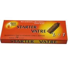 Three Stars Starter vatre 10/1