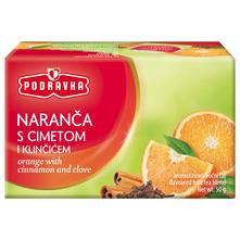 Podravka Čaj naranča s cimetom i klinčićem 50 g