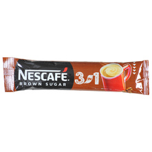 Nescafe 3in1 Instant kava brown sugar 16,5 g