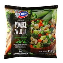 Ledo miješano povrće za juhu 450 g