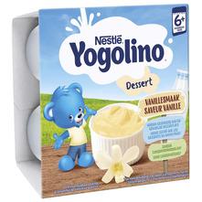 Nestlé Yogolino Desert s okusom vanilije 400 g (4x100 g)