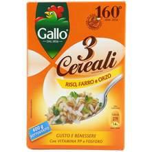 Gallo Riža Mješavina 3 vrste žitarica 400 g