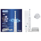 Oral B Genius 10000N White Punjiva električna zubna četkica + Premium držač refila, putni spremnik i dodatna glava