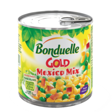 Bonduelle Gold mexico mix mješavina povrća 280 g