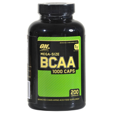 Optimum Nutrition BCAA 1000 Kapsule 200/1