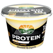 Z bregov Protein Skyr jogurt bourbon vanilija 200 g