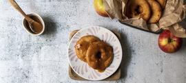 Pohane jabuke s brzim karamel umakom