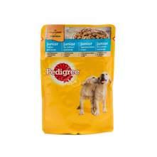 Pedigree Junior Hrana za pse piletina i riža u želeu 100 g