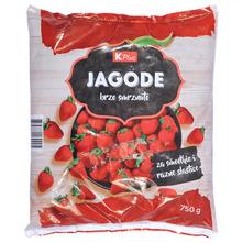 K Plus Jagode 750 g