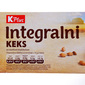 K Plus Integralni keks 210 g