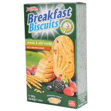 Breakfast Biscuits cereals & wild berries 160 g