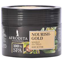 Afrodita Nourish-Gold Maslac za tijelo 200 ml