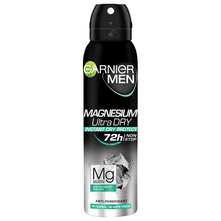 Garnier Men Magnesium Ultra Dry Dezodorans 150 ml