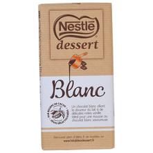 Nestlé Dessert Blanc Bijela čokolada za kuhanje 180 g