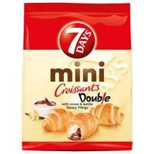 Chipita croissant 7days mini doble  kak/van 60g