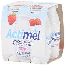 Actimel Voćni jogurt bez dodanog šećera 4x100 g