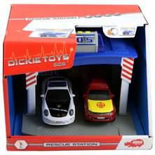 Rescue Station vozilo 15 cm igračka Dickie