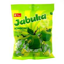 Jabuka bomboni K Plus 150 g