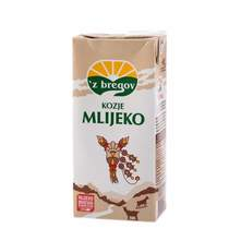 Z bregov Kozje mlijeko 2,8% m.m. 1 l