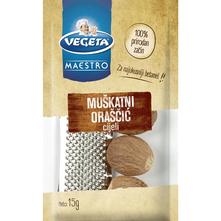 Vegeta Maestro Muškatni oraščić cijeli 15 g