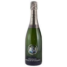 Barons De Rothschild Brut Blanc de Blancs Pjenušavo vino 0,75 l
