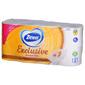 Zewa Exclusive Toaletni papir 4 sloja almond milk 8/1