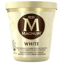 Magnum Sladoled vanilija s bijelom čokoladom 440 ml