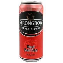 Strongbow jabuka/borovnica cider pivo 0,4 l