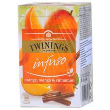 Twinings Infuso Čaj naranča, mango i cimet 40 g