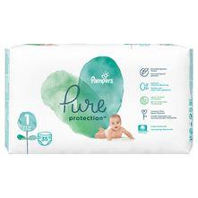 Pampers Pure Protection Pelene, veličina 1 (2-5 kg) 35/1