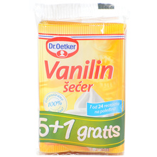 Dr.Oetker Vanilin šećer 6x8 g