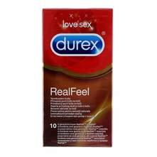 Durex ReelFeel prezervativi 10/1
