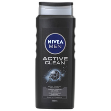 Nivea Men Active Clean Gel za tuširanje 500 ml