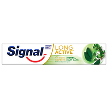 Signal Long Active Zubna pasta herbal gum care 75 ml