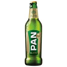 Pan Zlatni Svijetlo pivo 0,5 l