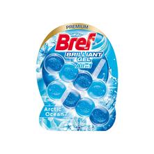 Bref WC Brilliant gel Allin1 arctic ocean 2x42 g