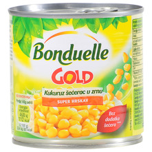 Bonduelle Gold Kukuruz šećerac u zrnu 285 g