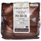 Callebaut Tamna čokolada 70,5% 400 g