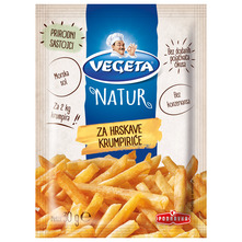 Vegeta Natur za hrskave krumpiriće 30 g