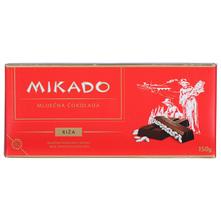 Mikado Mliječna čokolada riža 150 g