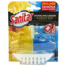 Sanitar wc lemon&adriatic wave duoblock 62 ml