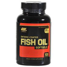 Optimum Nutrition Fish Oil Kapsule 100/1